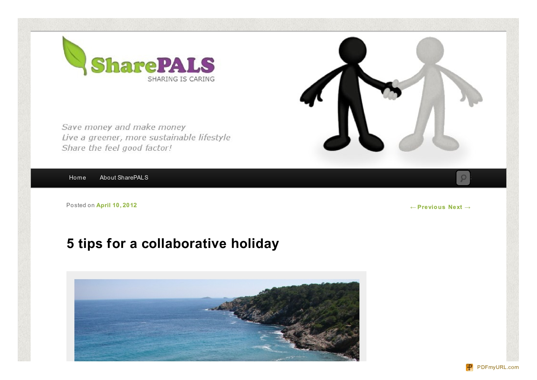 SharePALS blog_collaborative holidays
