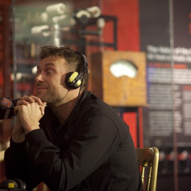 Damon Albarn at the Science Museum, London